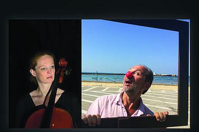 Des Accords théâtre et violoncelle par la Cie 1605 à Grenoble