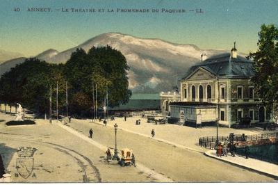 Des Cartes À Remonter Le Temps à Annecy le Vieux