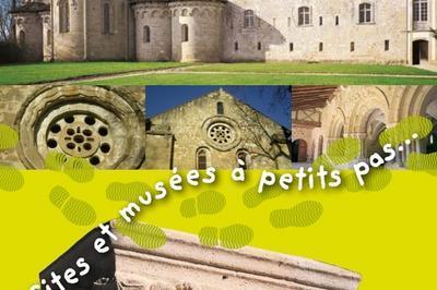 Des Livrets-jeux Pour Découvrir L'abbaye Autrement à Valence sur Baise