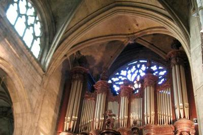 Des Mots Qui Parlent À L'orgue à Pontoise