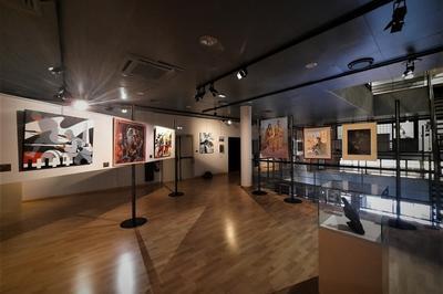 Des Peintres De L'armée Au Musée Des Transmissions à Cesson Sevigne