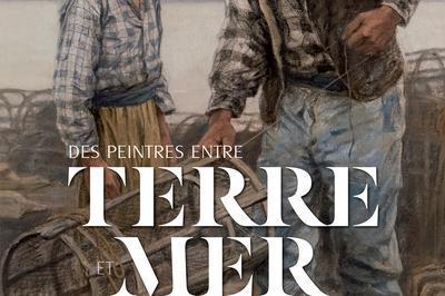 Des Peintres Entre Terre Et Mer / Du Faouët à Concarneau à Le Faouet