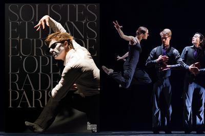 Désordres, ballet de l'opéra de paris à Gagny