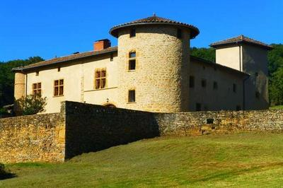 Dessine-moi Une Maison-forte Au Manoir D'epeisses à Cogny