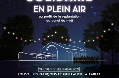 Soirées Solidaires Dédiées En Faveur De La Restauration De La Voûte Arborée Du Canal Du Midi à Toulouse
