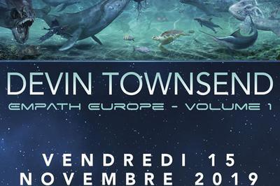 Devin Townsend + Haken + Guest à Paris 8ème