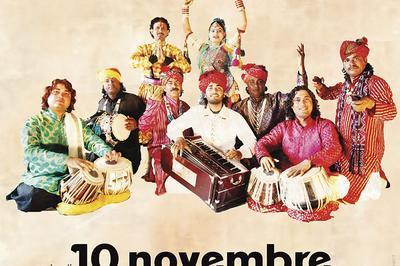 Dhoad Gypsies of Rajasthan à Vernouillet