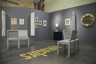 Dialogues singuliers   Images anciennes et art contemporain à Epinal