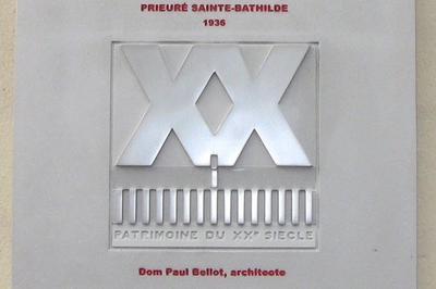 Diaporama Sur L'architecture Du Prieuré Sainte-bathilde à Vanves