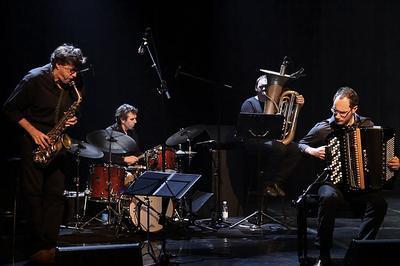 Didier Labbe Quartet à Lautrec