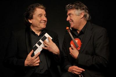 Didier Lockwood & Francis Lockwood à Trivy