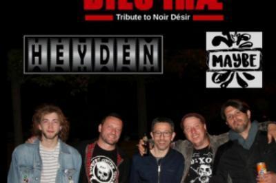 Dies Irae /  Heyden / Maybe à Le Havre