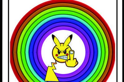 Dieu est un Pokemon à Paris 10ème