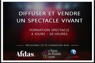 Diffuser et Vendre un Spectacle Vivant à Boulogne Billancourt