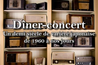 Diner-Concert au Mubyôtan à Lyon