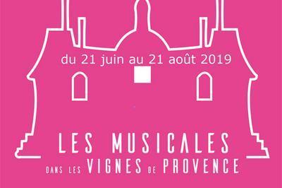 Diner Concert Opera A Fonscolombe à Le Puy sainte Reparade