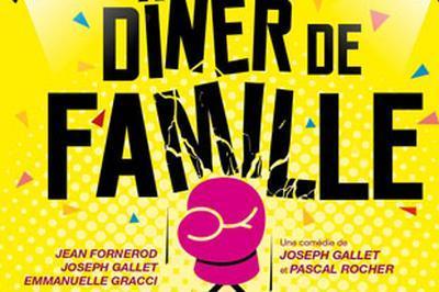 Diner De Famille à Briec