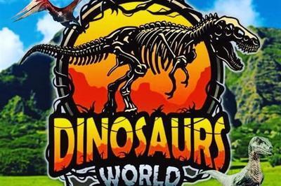 Dinosaurs World - Arles