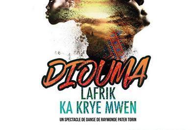 Diouma, Lafrik Ka Kriyé Mwen à Istres