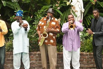 Delgres - Dirty Dozen Brass Band à Sete