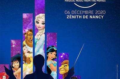 Disney En Concert - report à Orléans