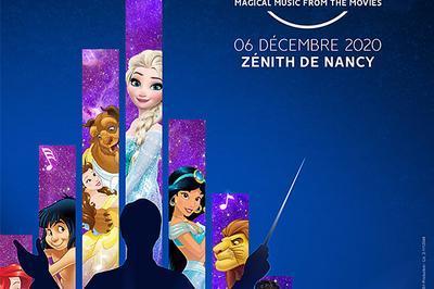 Disney En Concert - report à Nantes