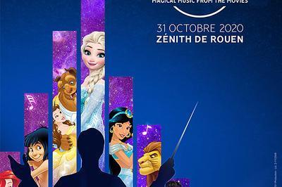 Disney En Concert - report à Rouen