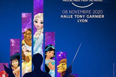 Disney En Concert - report à Lyon