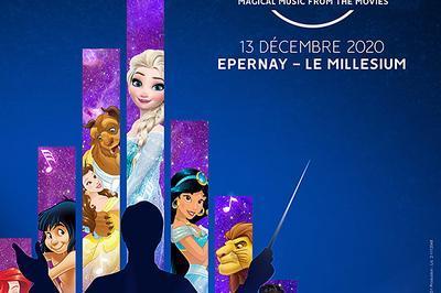Disney En Concert - report à Epernay