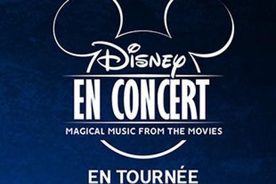 Disney En Concert - report à Paris 15ème