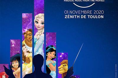 Disney En Concert - report à Toulon