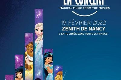 Disney En Concert : Magical Music From The Movies à Nancy