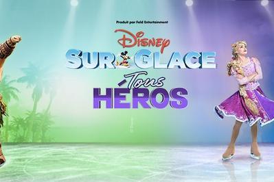 Disney Sur Glace à Douai