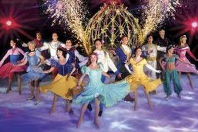Disney Sur Glace Le Voyage Imaginaire à Lyon