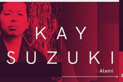 Disquaire DAY: Kay Suzuki & Atemi à Nantes