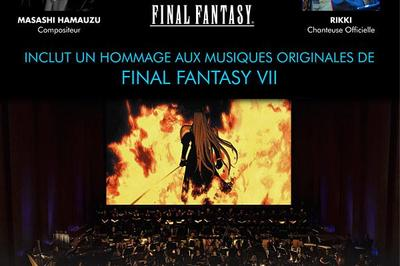 Distant World : Music From Final Fantasy à Toulouse