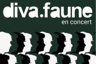 Diva Faune à Blois