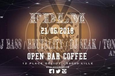 Dj Bass - Dj Loyds - Dj Seak (Fête de la Musique 2018) à Lille