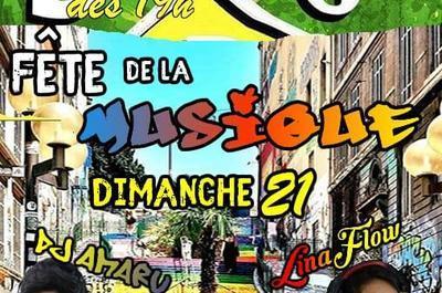 Dj Lina Flow à Marseille