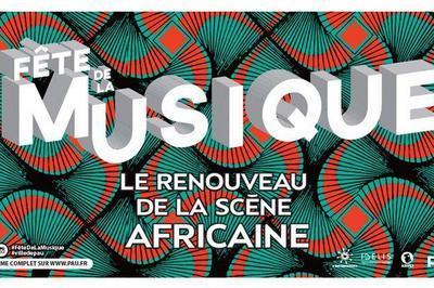 Dj Missy Ness // Benin International Musical... à Pau