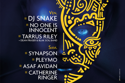 Dj Snake, No One Is Innocent à Evreux