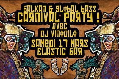 DJ Vinodilo Carnaval Party ! à Strasbourg