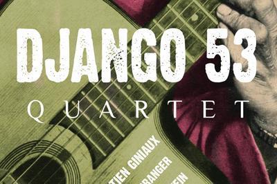 Django 53 Quartet à Chevry Sous le Bignon