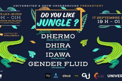 Do You Like Jungle ? #3 (Psytrance) à Montpellier