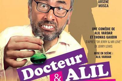 Docteur Alil & Mister Vardar à Avignon