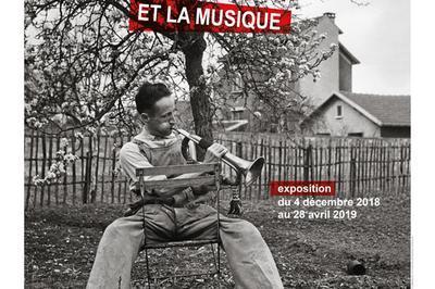 Doisneau Et La Musique à Paris 19ème
