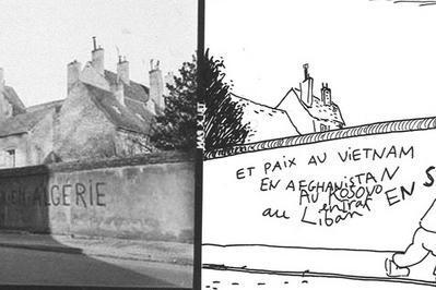 Dole Prend La Pose : Clichés Et Dessins De 1967 À 2017