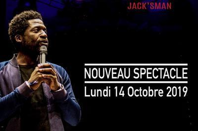 Donel Jack'sman à Paris 10ème