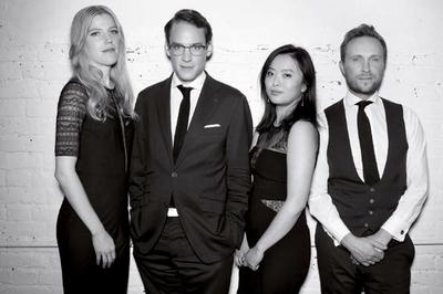 Doric String Quartet à Evian les Bains