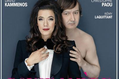 Douce Amere Avec Michel Fau Et Melanie Doutey à Paris 2ème